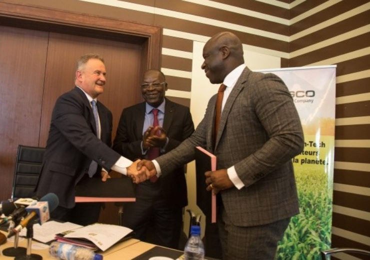 AGCO collaborates with West African nation Benin on Agri-Park project
