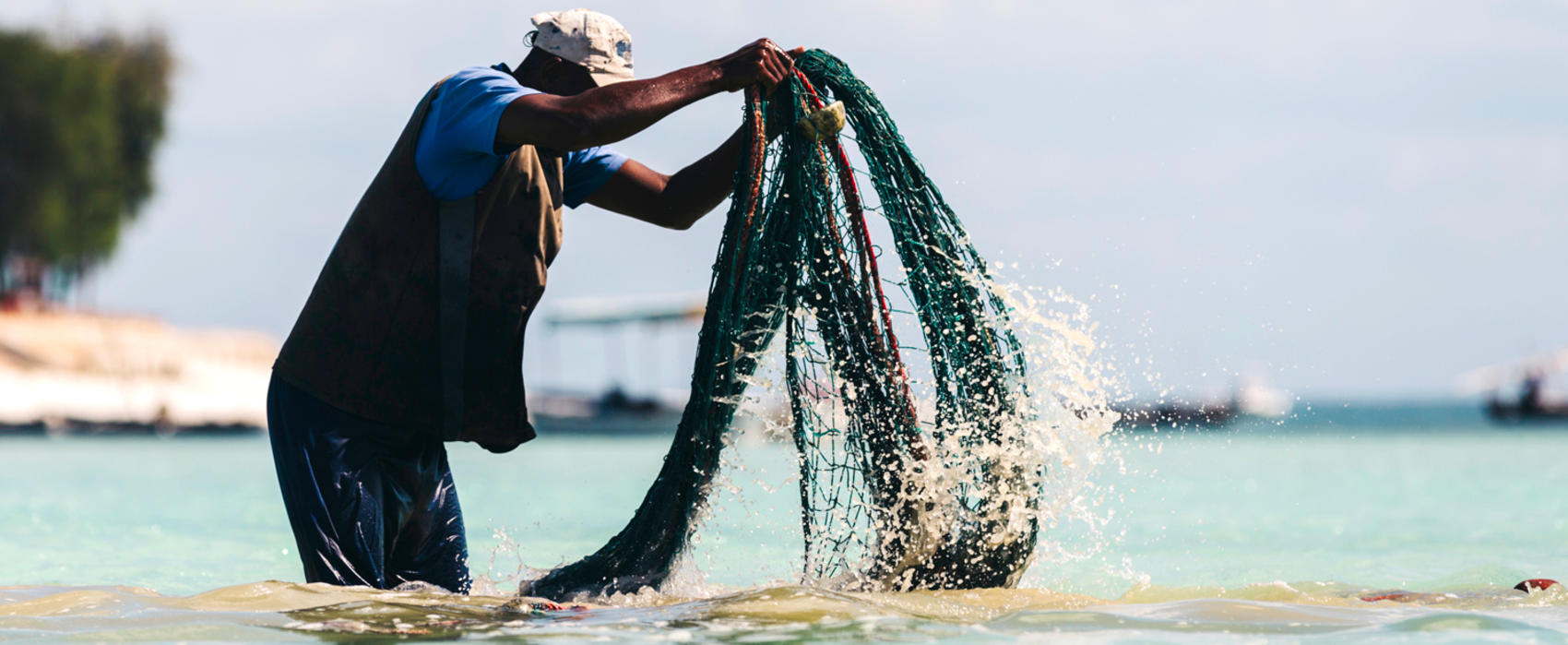 Image: AfDB's loan is expected to help support fisheries in the region. Photo: Courtesy of African Development Bank.