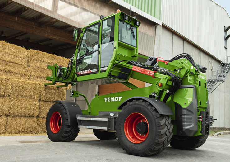 Fendt introduces new Cargo T955 telehandler