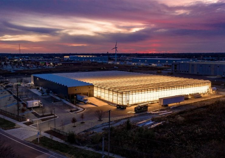Gotham Greens opens new greenhouse in Chicago, US