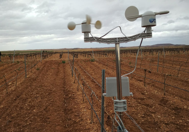 Meet the Spanish bank that built a precision agriculture platform to help farmers save millions of litres of water