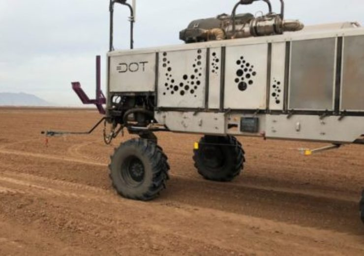 Raven to buy remaining stake in autonomous agriculture solutions provider DOT Technology