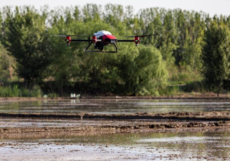 XAG launches rice seeding drone as alternative to meet labour shortage