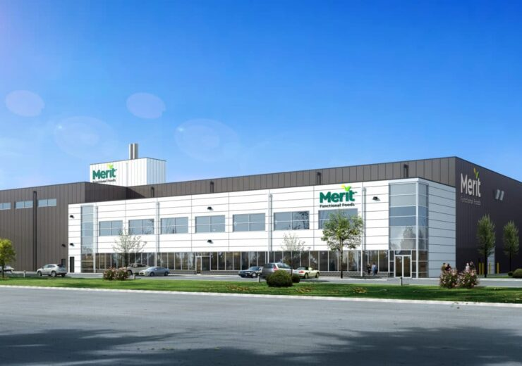Merit Functional Foods secures $23m investment from Bunge for protein production facility