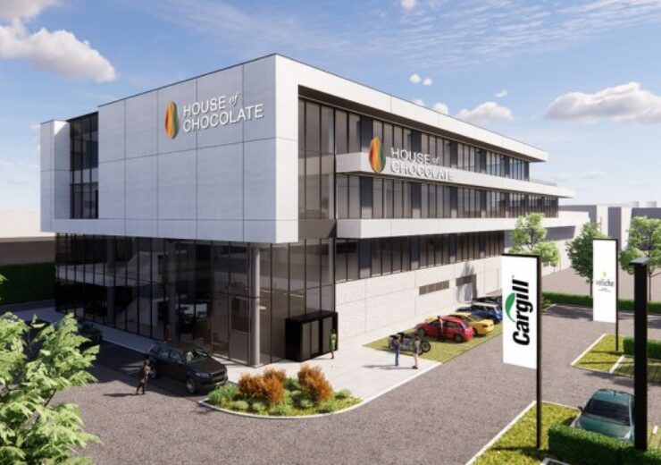 Cargill to build new chocolate complex at Mouscron site in Belgium