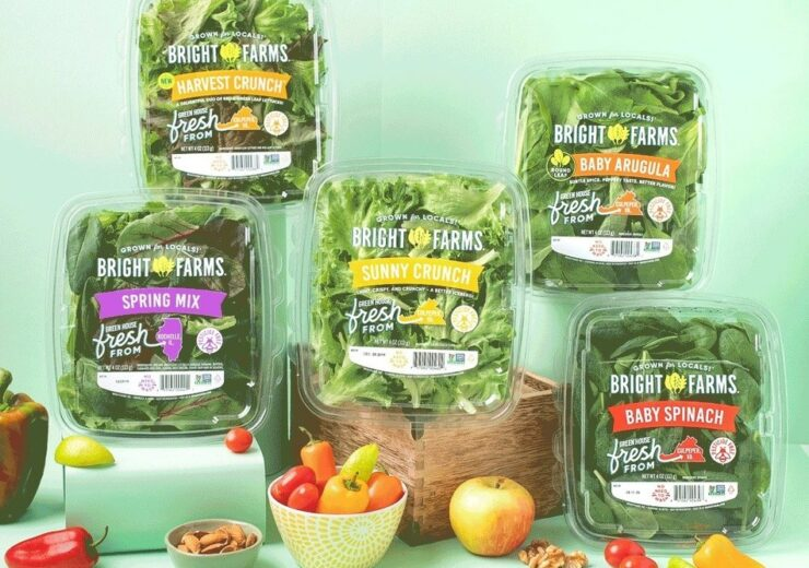 BrightFarms raises $100m to expand indoor farming in US